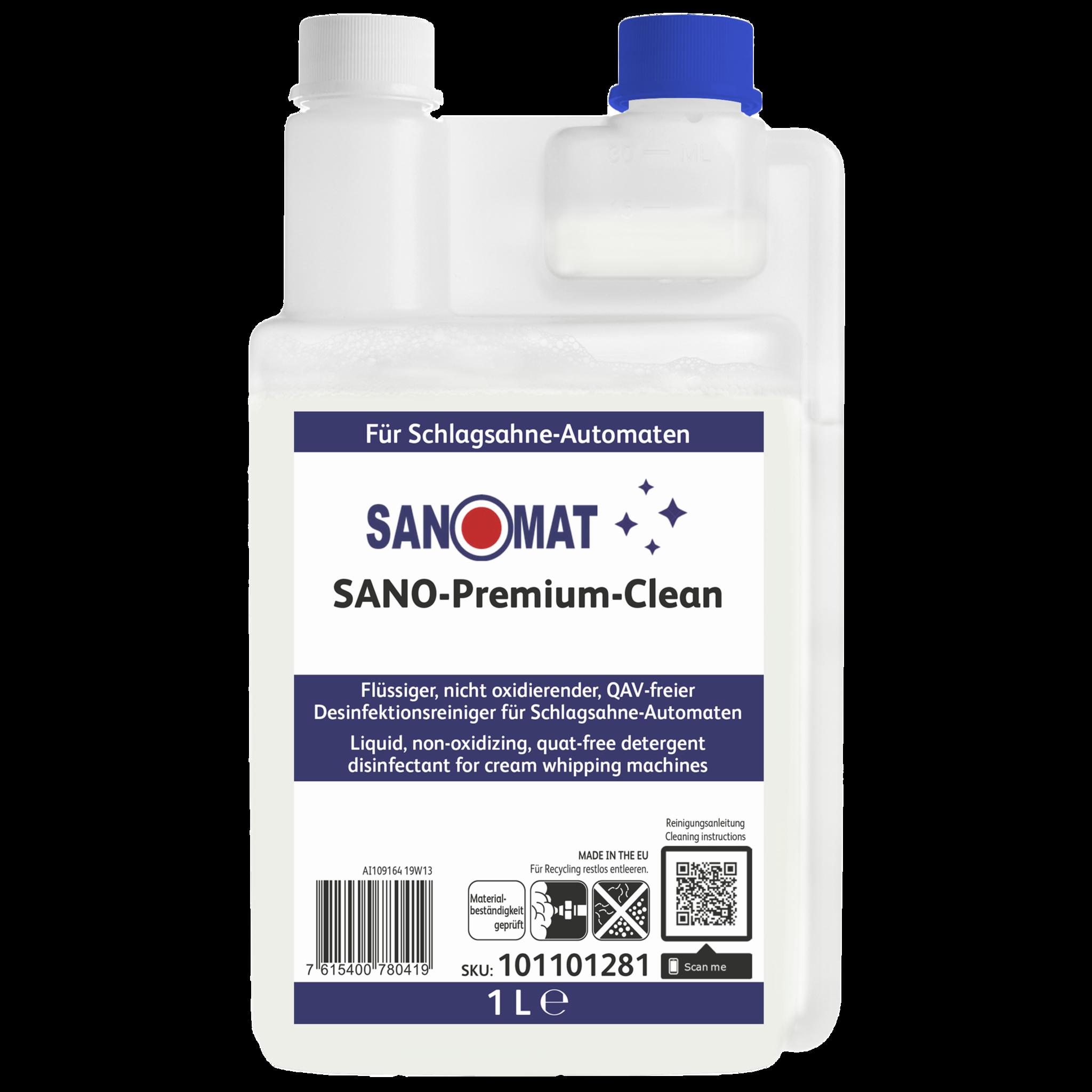 Sanomat Sano Premium Rengöringsmedel